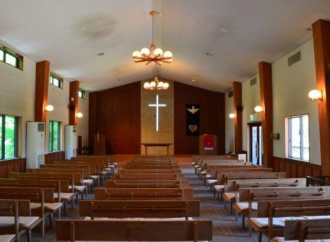 2015年4月 日々の想い(29)「わたしの歩んだ道 信仰・神学・そして教会⑩」