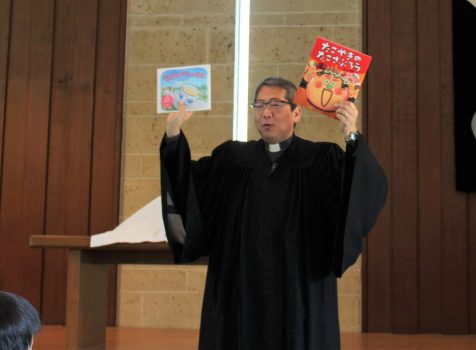 牧師プロフィール