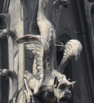 日々の想い(60)「ノートルダム大聖堂・尖塔に想う」