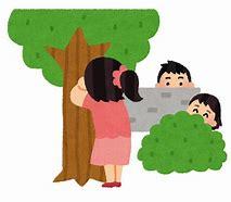 2020年12月6日「かくれんぼの神様」佐藤成美牧師